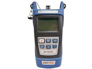Medidor de Potência Óptica Power Meter NKLT-NKX70A Sectool