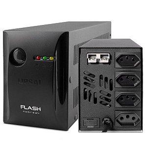 Nobreak 700VA Bivolt Flash II Upsai