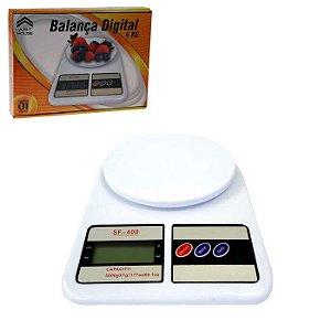 Balança Digital - Capacidade 1gr à 5Kg