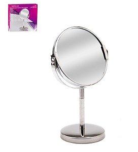 Espelho de Mesa ou Bancada p/ Maquiagem/ Barbear/ Ótica
