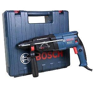 Martelete Perfurador Rompedor 800W GBH 2-24D Bosch
