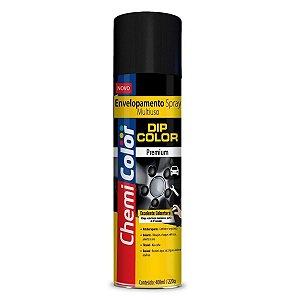 Envelopamento Líquido Spray 400ml Dip Color