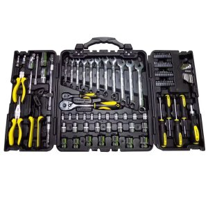 Kit de Ferramentas para Mecânico 110 peças Stanley