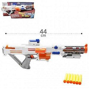 Pistola Lança Dardos Aventura Espacial