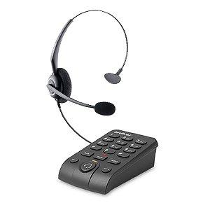 Telefone Headset HSB 50 Intelbras