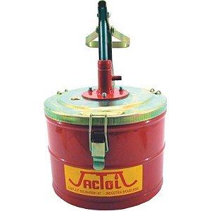 Bomba Engraxadeira Manual Jactoil