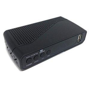 Conversor Receptor de TV Digital ADV-ISDBT06 Imagevox