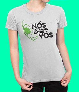 Camiseta Babylook Entre Vós - Modelo 3