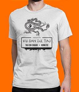 Camiseta Unissex Wu San Dji Tao - Clássica