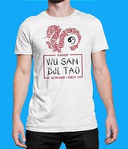 Camiseta Unissex Wu San Dji Tao - Moderna