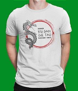 Camiseta Unissex Wu San Dji Tao - Grande Círculo