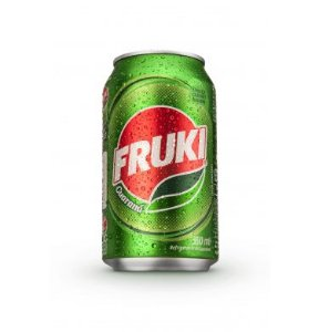 Fruki Guaraná Lata 350ML