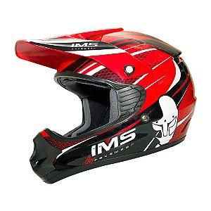 Capacete IMS Start para trilha de moto ou bike