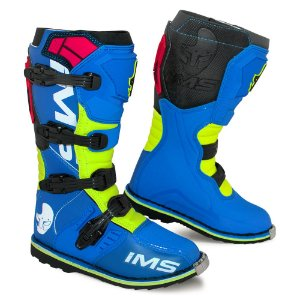 Bota IMS Light azul / neon