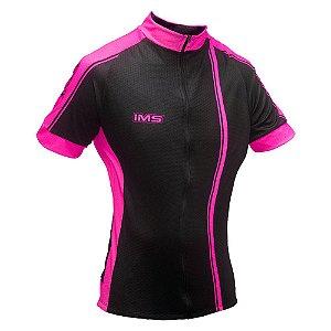 Camisa de Ciclismo IMS Bike rosa