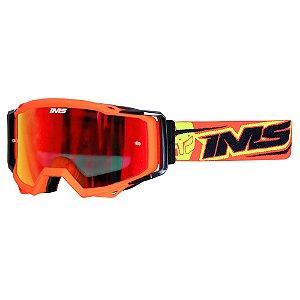 Óculos IMS Vision laranja - moto ou bike