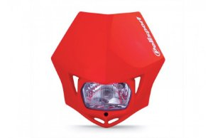 Farol universal para moto Polisport MMX