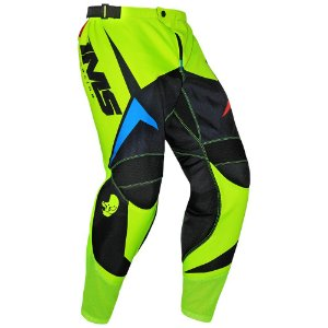 Calça de trilha motocross IMS Flex neon