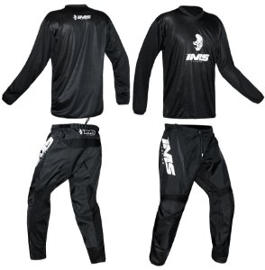 Kit calça e camisa de trilha off-road: Conjunto IMS MX