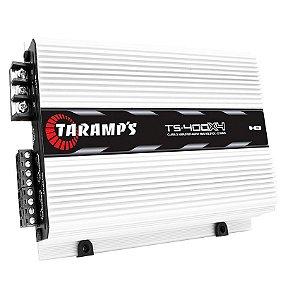 Módulo Amplificador 400w Rms Ts400x4 2 Ohms 4 Canais Taramps