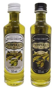 Prosperato Premium Blend & Exclusivo Koroneiki 02 x 55mL (SAFRA 2019)
