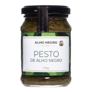 Pesto de Alho Negro 170g