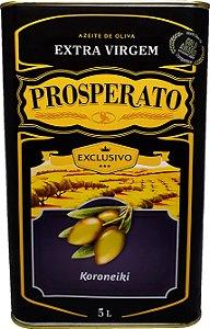 Prosperato Exclusivo Koroneiki 5L (SAFRA 2020)