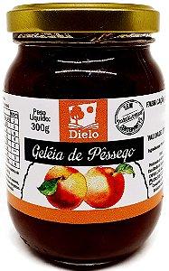 Geleia Artesanal de Pêssego 300g