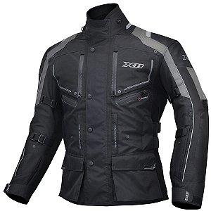 Jaqueta Motociclista X11 TRAVEL 2 - Parka Masculina