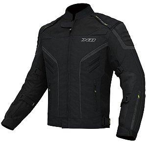 Jaqueta Motociclista X11 Iron 2 Preta