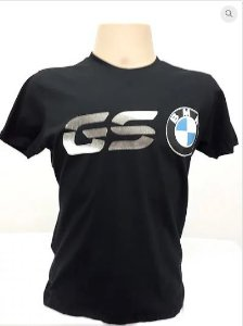 Camiseta Preta BMW GS