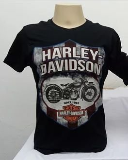 Camiseta Harley Davidson Since 1903
