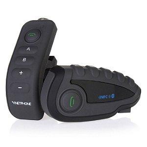 Intercomunicador Ejeas V8 com Controle - Unidade