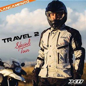 Jaqueta Motociclista X11 Travel 2 Special Tour