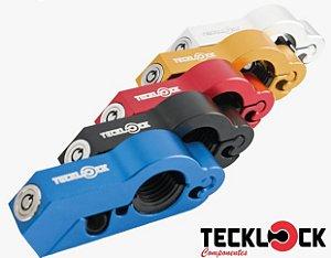 Trava para Moto Acelerador/Manete Teck Lock Anti Furto