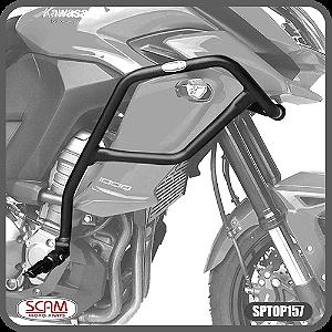 Protetor Motor Carenagem Kawasaki Versys1000 2015+ Scam Sptop157