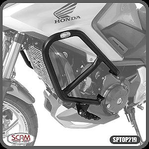 Protetor Motor Carenagem Modelo Sport - Honda Nc700x Nc750x 2013+ Scam Sptop219