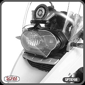 Protetor de Farol E Radiador BMW R1200gs 2008-2012 Scam Spto208