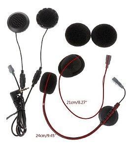 Fone Original Do Intercomunicador E6 Ou E6 Plus