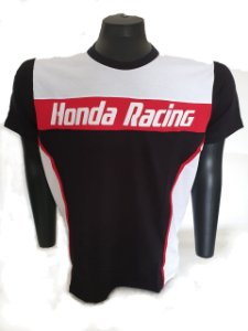 Camiseta Moto Honda Racing