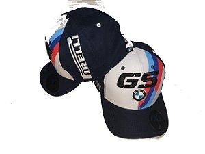 Boné Moto BMW GS Pirelli