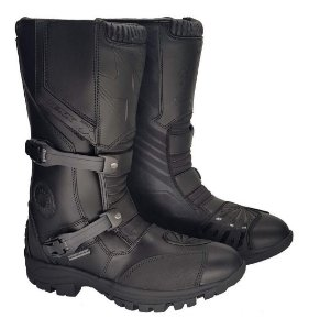 Bota Motociclista Texx Adventure V2 Impermeável Big Trail