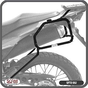 Suporte Baú Lateral Honda Xre300 2010+ Scam Spto067