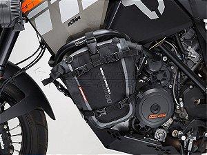 Bolsa de Tanque, Traseira, Moto Dry Bag 8 Litros Impermeável