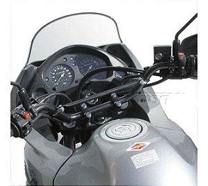 Barra Transversal Reforço Guidão 22mm Preta Sw-motech