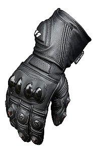 Luvas Epic Fell Leather Longo Couro Bov
