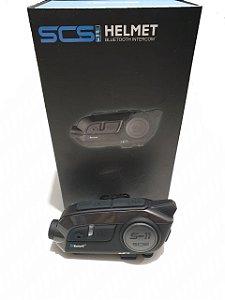 Intercomunicador para Capacetes SCS S-11 com Câmera 2K
