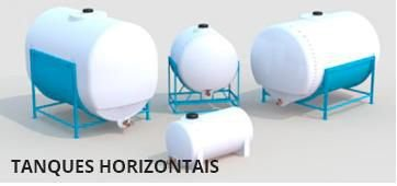 TANQUES HORIZONTAIS