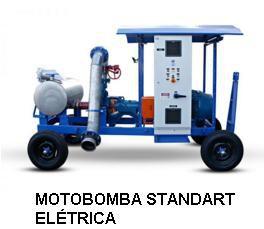 MOTOBOMBA STANDART ELÉTRICA