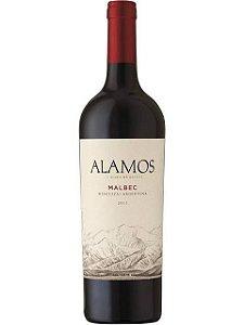 Vinho Alamos malbec 2018 R$ 96,00 unid.